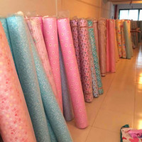 Wholesale 8M CM Hot Selling Pure cotton cloth bedding fabric reactive printing denim fabrics pillowcase Hold pillow children cloth