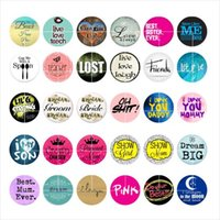 animal text - Text snap button jewelry charm popper for bracelet GL032 jewelry making