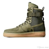 air force ones shoes - SF AIR FORCE ONE HIGH SPECIAL FIELD URBAN UTILITY AF1 BOOTS Men and Women Shoes With Box