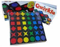 Big Kids best tile - Instock Qwirkle Board Game Wooden Tiles Family Games Best Gift For Kids