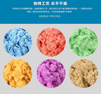 Wholesale Novelty Learning and Education Clay Dough and Modeling kinetic sand
