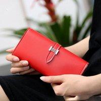 american standard pumps - Women Wallets New Winter Fashion Trends Pumping Multi card Position Two Fold Wallet lady Long Purse Card PT0053