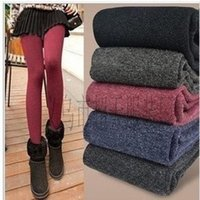 alpaca hair - 2016 New Autumn And Winter Hair Alpaca Cashmere Color Thin Pantyhose Warm Pantyhose socks Foot Thick