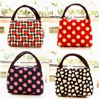 bento box bag - diaper bag of the new fashion bags handbag lovely bento box bag printing board Oxford cloth Nappy Bags