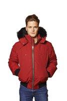 big red jacket - Men Authentic MK Down jacket comfortable Freestyle insulation Popular models fashion big pocket Outwear Coat design red