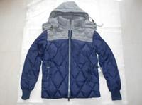 anorak pattern - MM07 Winter jacket men down jackets hood Bomber Male Coat Patchwork Windbreaker super light Parkas Plus size anorak