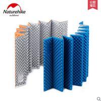 Wholesale Egg slot egg nest folding aluminum membrane thickening lightweight single nap dampproof mat mat limit outdoor tent