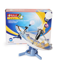 Wholesale Educational Diy Toys Physics Solar Power Experiment Solar Energy Stove Model Building kit for kids Student