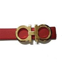 Wholesale New Fashion Mens Business Belts Luxury Ceinture Automatic Buckle Genuine Leather Belts For Men Waist Belt