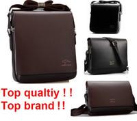 Wholesale Freeshipping Rushed Zipper Handbags Men Messenger Bags Big Promotion Genuine Kangaroo Leather Shoulder Bag Man Briefcase