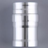 aluminum equipment - Portable Mini ml Alcohol Burner Lamp Aluminum Case Lab Equipment Heating Sliver