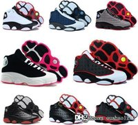 Cheap Retro MJ 13 women basketball shoes online cheapest sale 100% original quality authentic sneaker US size 5.5-8.5 with BOX free shipping