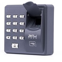 Wholesale Standalone Biometric Fingerprint keypad Reader for Door lock intercom Access Control KHZ X6