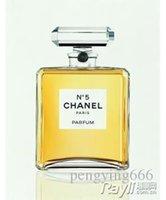 al por mayor woman yellow perfume-Perfume francés del envío de la fragancia de las mujeres AMARILLAS N5 libres del perfume PARFUM 100ML xiangnaier