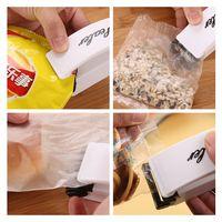 Wholesale Sealing Machine Vacuum Food Sealer Vacuum Sealer Brand Handheld Super Mini Sealing Airtight Sealer with Magnetic Base for Plastic Bag