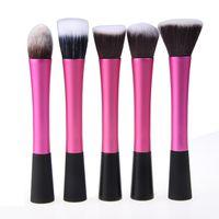 best kabuki brush - Kabuki Makeup Brushes Pink Best Quality Professional Makeup Brush Set