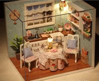 Wholesale Manufacturers selling a sells handmade DIY cottage happy kitchen Handmade children s educational toys and gifts