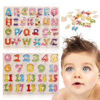 abc puzzles - Kids Puzzles Learning Toys Journey Lift and Learn Plastic ABC Puzzles Children Initiation Toy Fast Delivery