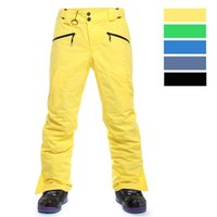 Wholesale winter snowboard pants outdoor hiking ski pants for men snowboarding trousers high quality Skiing Pants size S XL