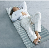 Wholesale Hot Emergency Inflatable Mattress Cushion Outdoor Beach Mat Camping Sleeping Bed Pad Moistureproof mm