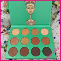 beautiful eyeshadow - 2017 Juvia S Place Nubian Palette Eyeshadow Shades Beautiful High Pigment Matte The Nubian Green Kathleen Lights