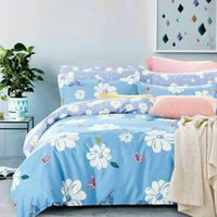 Wholesale Bedding Sets Four Pieces of Australia s Close Skin Velvet New Arrivals Fresh hundreds of Pattern Warm of the four seasens