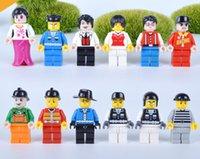 Minifigures 12 Pcs Diferentes Doctor personaje de dibujos animados cosmonautMen Personas Modelos Figuras Building Blocks Educativo Juguetes DIY Ladrillos Juguetes