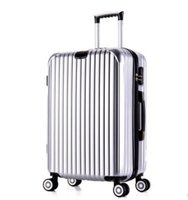 Wholesale Luggage caster female inch suitcase pull rod box trunk Korean male student boarding tide password box