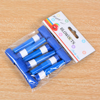 baby pinata - Party Blowouts Whistles baby Birthday Party Favors Decoration Supplies Noice maker Kids Toys Goody Bags Pinata pure color
