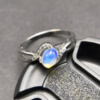 australian opal rings - Promotion opal stone ring ct mm natural Australian opal gemstone silver ring solid sterling silver opal ring gift for woman