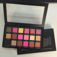 Wholesale Stocking New Eyeshadow palette colors Shimmer Matte Eyeshadow Pro Eyes Makeup Cosmetics eyeshadow DHL