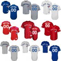 Cheap Baseball Custom baseball Jersey Best Men Short Toronto Blue Jays Jersey