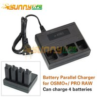 battery raw material - mAh Battery Parallel Charger Intelligent Charger for DJI OSMO OSMO PRO and RAW