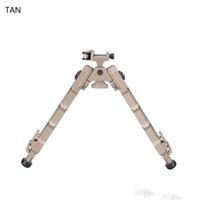 Wholesale TIMBERWOLF New Arrival Tactical SR Quick Detach Bipod Aluminum High Picatinny Weaver Bipod For Outdoor Hunting Accessory