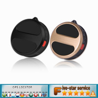 gps suivi de mini personnel achat en gros de-CAR Mini GPS Tracker Localisateur de GPS pour enfants T8S Spy Device Personal Child Tracking Waterproof IP65 Geo-fence GPS LBS Double positionnement