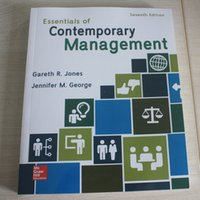 Wholesale New Books Essentials of Contemporary Management th Edition ISBN via DHL Book Sale