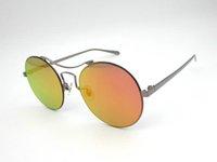 aluminum siren - Gentle monster Siren High quality brand designer men s fashion sunglasses women s retro style sunglasses UV380 with the original box