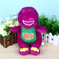 barney puppet - Singing Friends Barney quot I LOVE YOU Plush Doll Toy Gift For Kids Child