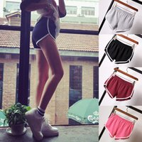 Wholesale HOT New Summer Women Ladies Sexy Fitness Slim Shorts Fashion Casual Cotton Workout short femme Cheap Z3