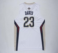 anthony davis jersey - Cheap New Anthony Davis shirt good jersey New Material Rev Embroidery shirts