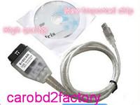 al por mayor bmw k dcan-El envío libre INPA K + DCAN para el interfaz de diagnóstico de diagnóstico del USB inpa Ediabas K + DCAN con la nueva viruta importada de FTDI