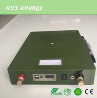 Wholesale Rechargeable V AH Lithium battery with USB and lamp