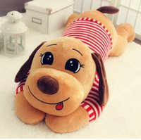 Wholesale Plush toy dog sleeping pillow doll cute doll doll doll girl a birthday present for a girl
