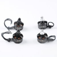 Wholesale 4PCS BL2206 KV Brushless Motor mm CW CCW Multirotor Motor for FPV Racing Drone Quadcopter helicopter