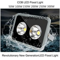 Wholesale 50W W W W W W LED Floodlight Spotlight Outdoor Lighting LED Flood Light Lamp Waterproof IP67 LED flood lighting