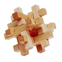 ancient china bamboo - China ancient The magic of A pastime game suit for teenagers to Mental training wooden toys