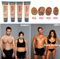 Wholesale Tanner powerful self dark tanning cream body tanning mitt skin body tanner oil lotion sun bronzers suntan sunless tanners