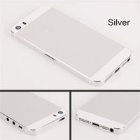 Wholesale for iPhone S Housing back Cover A quality Original Back Battery Cover fast shipping