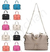 Wholesale Brand Designer Handbag Fashion New kardashian kollection handbag shoulder bag KK Bag Fashion Bucket Gold Chain Messenger Bags D766