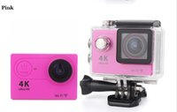 Silver action sport camera - Action Camera Deportiva H9 H9R Remote Ultra HD K WiFi P fps LCD D Sport Waterproof